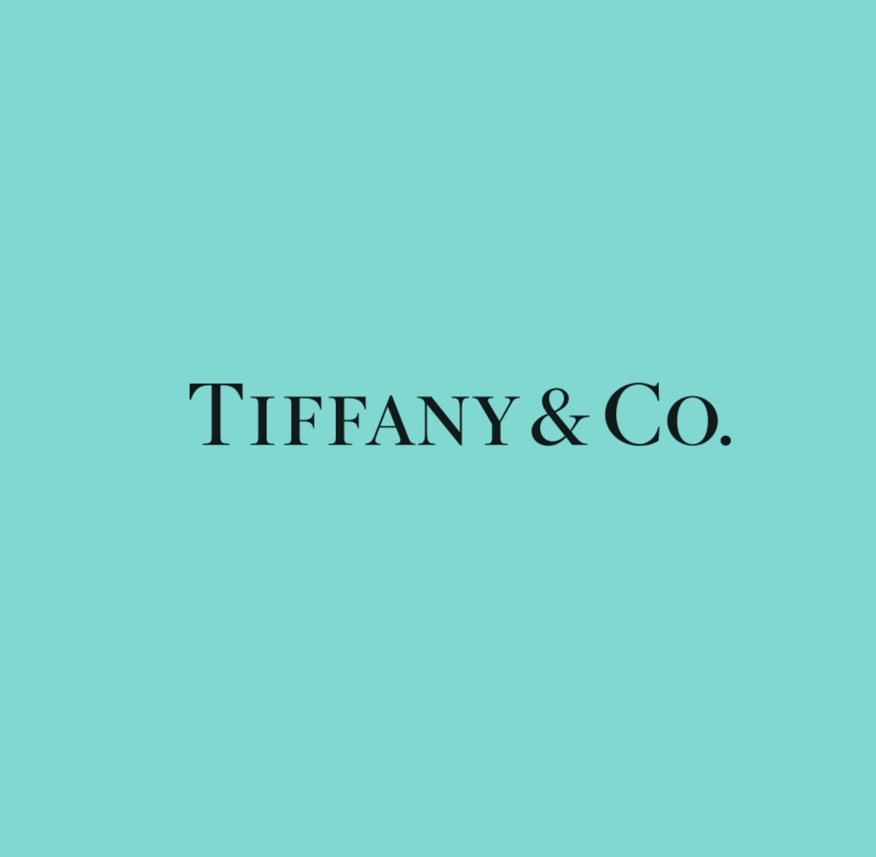 tiffany logo gioielli